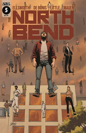 North Bend #5 Main Cover
