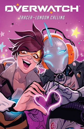 Critical Role, Overwatch in Dark Horse Comics December 2020 Solicits