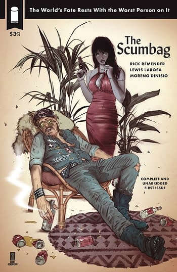Image Comics Tell Retailers That The Scumbag is The New Deadpool