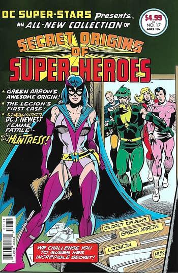 DC Super-Stars #17 Facsimile Edition