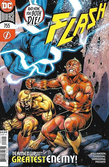 The Flash #755 Main Cover