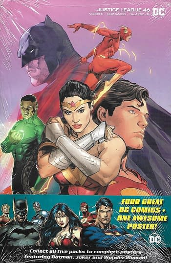 Set 1, Justice League #46 Variant Cover
