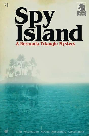 Spy Island #1 Cover A