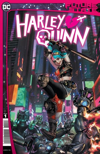 Is Punchline The 5G Future State Version Of Harley Quinn?