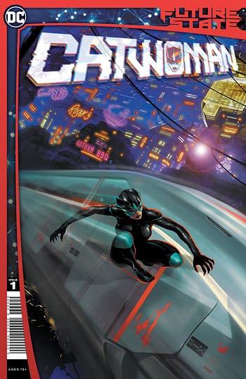 DC Comics January 2021 Solicitations