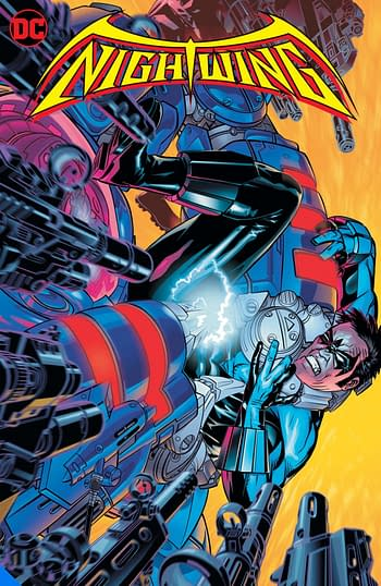 Nightwing and Fourth World Collections Cancelled By DC Comics