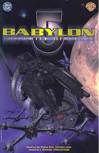 Babylon 5 The Price Of Peace TP Cover