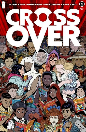 Crossover Is The Biggest Image Comics Launch Since Danger Girl
