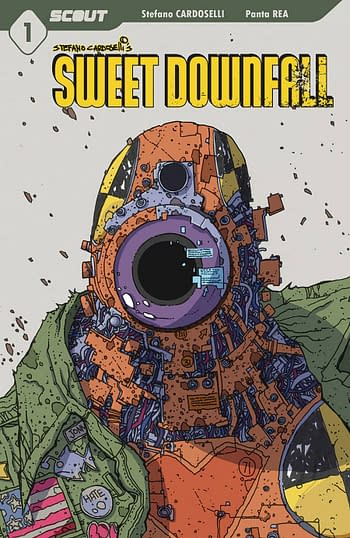 Scout Comics Launches Five Comics in January, All Beginning With 'S'