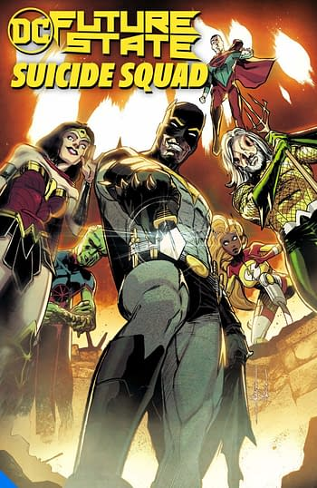 DC Comics collections for 2021