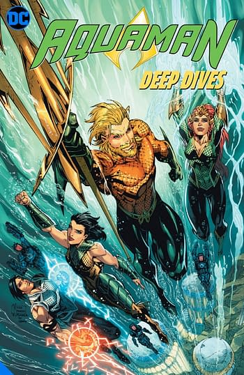 Aquaman, Supergirl - and Superwomen - in New DC Comics Collections