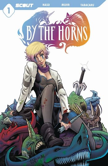 Black Cotton, Black Friday, By The Horns - Scout February 2021 Solicits