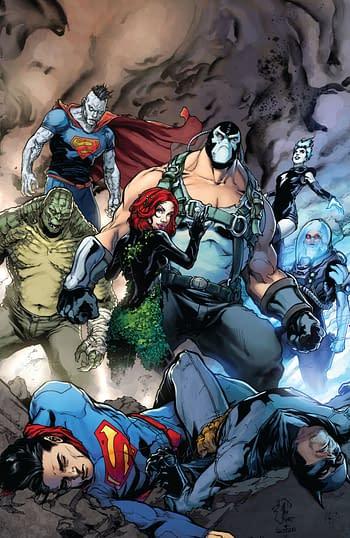 Batman/Superman Annual #3 Cover