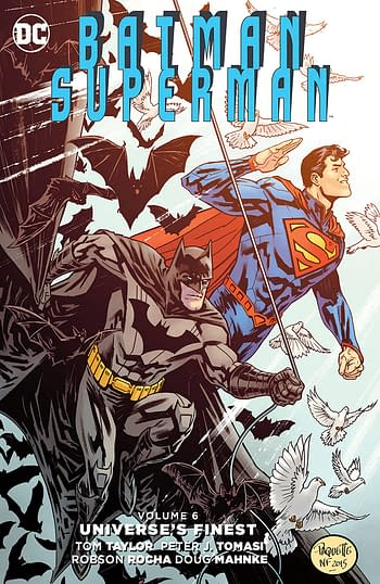 Batman/Superman Volume 6 Front Cover