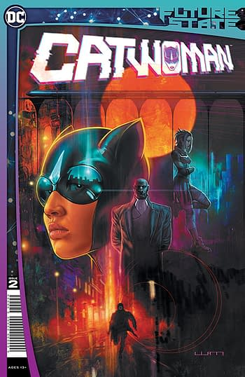 DC Comics February 2021 Solicitations