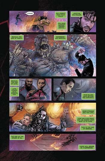 Krypton Tales From The Phantom Zone #1 Page 2