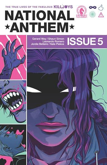 Dark Horse Comics February 2019 Solicitations