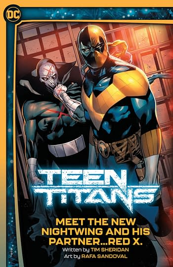 DC Future State Gossip: What Future Is There For Teen Titans?