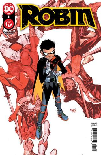 DC Comics April 2021 Solicitations In Full
