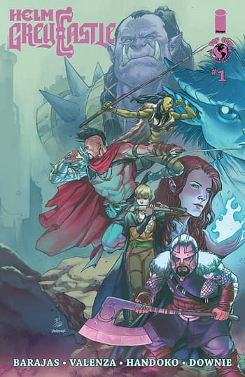 TOP COW MIXES HIGH FANTASY ALCHEMY WITH AZTEC MYTHOLOGY IN APRIL'S HELM GREYCASTLE