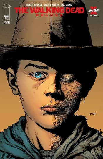 PrintingWatch: The Colour Walking Dead #1-6 All Get Second Prints