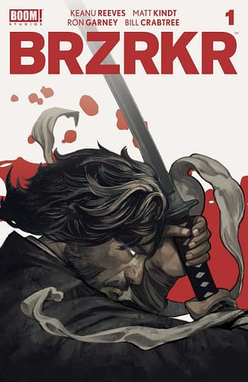 Cover Watch: Every Retailer Exclusive Variant For Keanu Reeves' BRZRKR #1