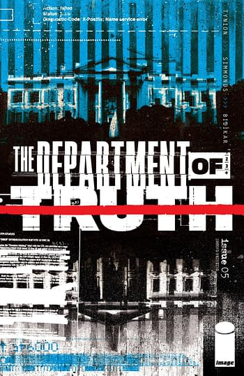 PrintWatch: The Department Of Truth, Hollow Heart, Haha, Crossover
