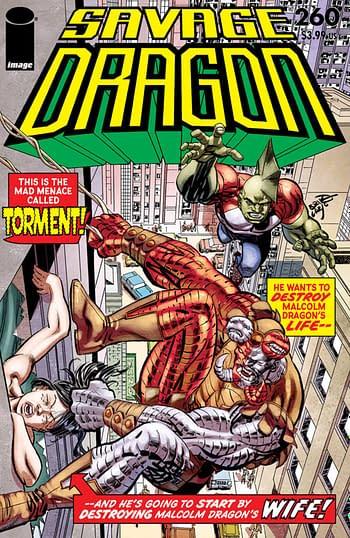 Image Comics Full Solicitations May 2021