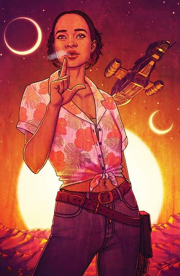 Two Big New First Appearances in Firefly: Brand New Verse #1