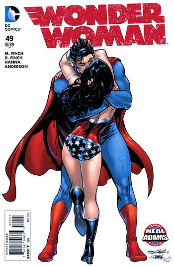 Kissing, Separated At Birth - Thor and Sif, Superman and Raja
