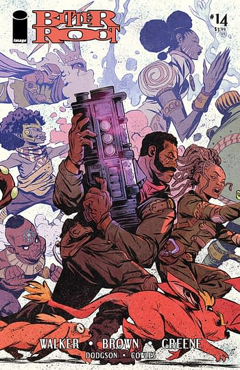 Full Image Comics Solicitations and Solicits For June 2021