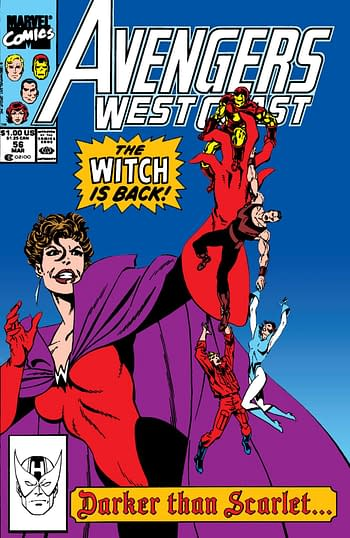 The Way Of X Has Some Wanda Vision To Share