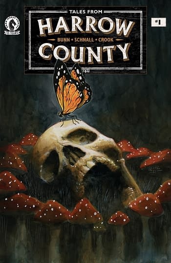 Cover to Tales from Harrow County: Fair Folk