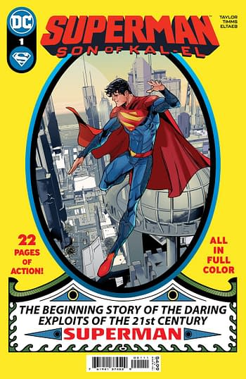Superman: Son of Kal-El by Tom Taylor and John Timms