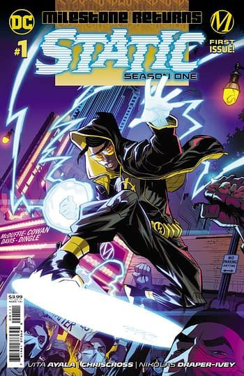 DC Comics July 2021 Full Solicits And Solicitations