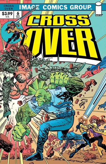 Savage Dragon Does Crossover - Thank FOC It's Friday, 2nd of April