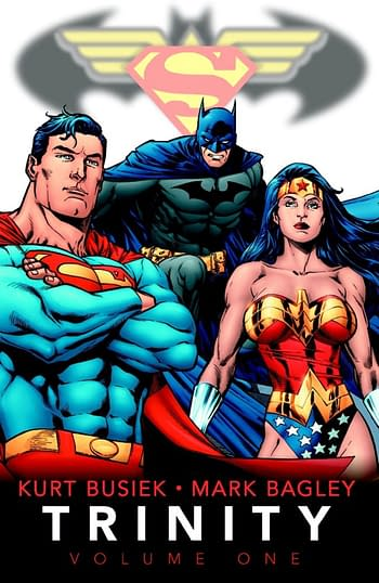 The Batman, Superman & Wonder Woman Trinity To Get A Trilogy From DC