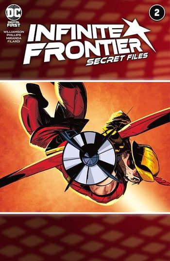 Josh Williamson Sells Infinite Frontier #1 To Twitter