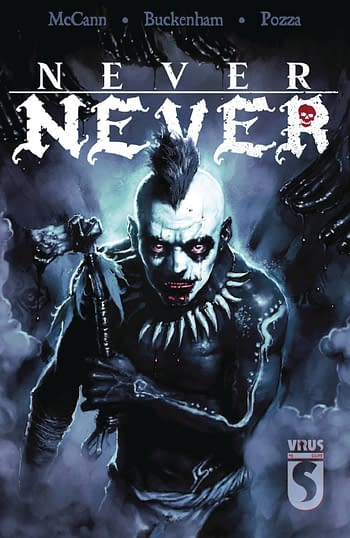 Cover image for NEVER NEVER #2 (OF 5)