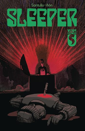Cover image for SLEEPER GN