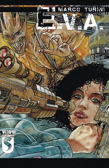 Cover image for EVA GN