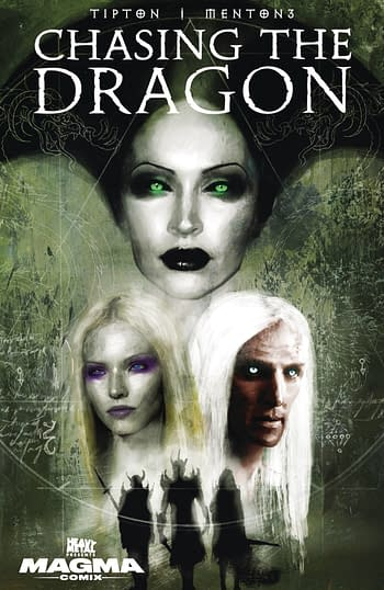 Cover image for CHASING THE DRAGON TP