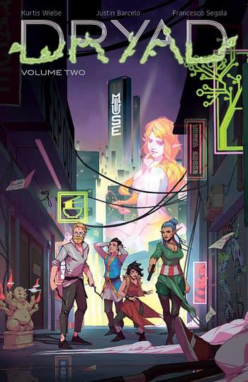 Cover image for DRYAD TP VOL 02 (MR)
