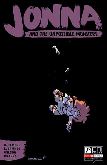Cover image for JONNA AND THE UNPOSSIBLE MONSTERS #5 CVR A SAMNEE