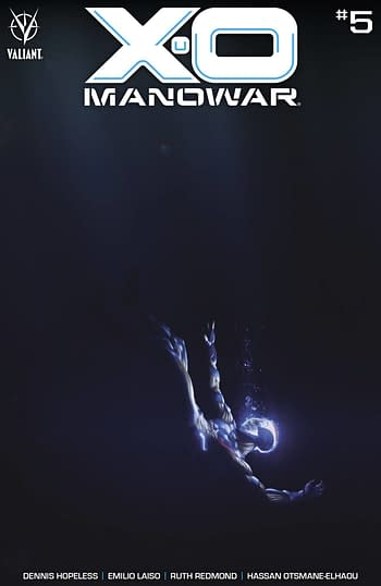 Cover image for X-O MANOWAR (2020) #5 CVR A RAHZZAH