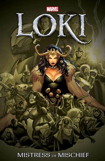 Marvel Rushes To Publish Loki Graphic Novel By JMS & Olivier Coipel