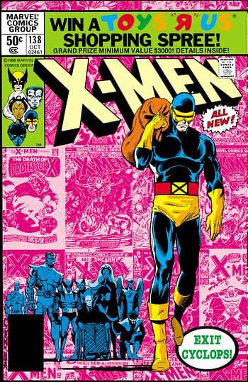 No Excalibur, New Mutants Of SWORD In August From Marvel Comics