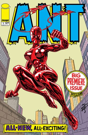 Erik Laren Launches New Ongoing Ant Series From August
