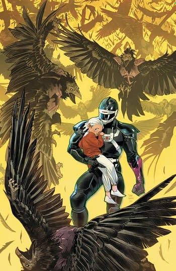First Full Appearance of Phantom Ranger… But That's Not All