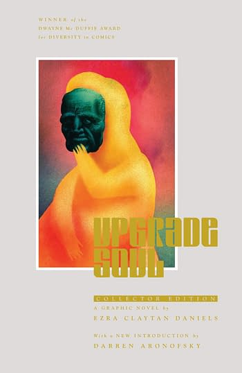 Cover image for UPGRADE SOUL COLLECTORS EDITION HC (MR)